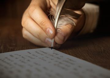 Poet and storyteller
